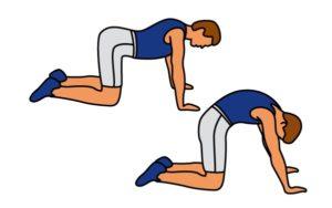Holle Bolle Rug, Oefening Bij Lage Rugpijn In Zwangerschap