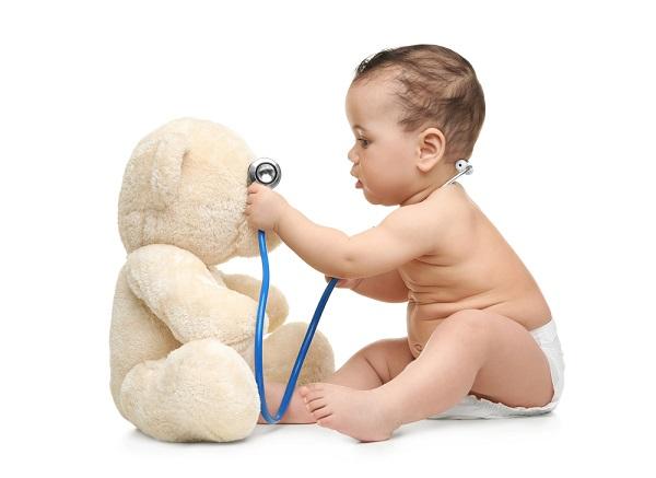 navelbreuk, liesbreuk of waterbreuk bij baby