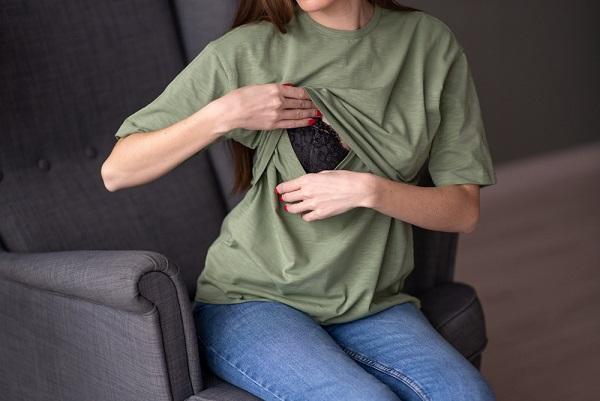 kleding speciaal voor borstvoeding