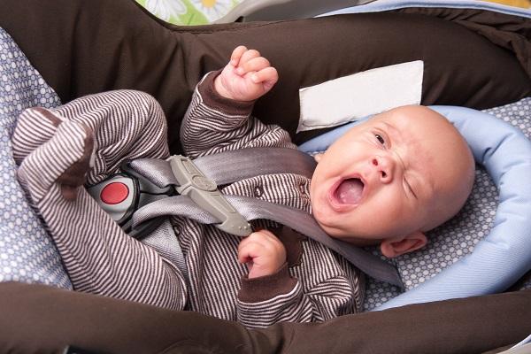 Autostoel Goed Plaatsen Video Door Babyopkomst