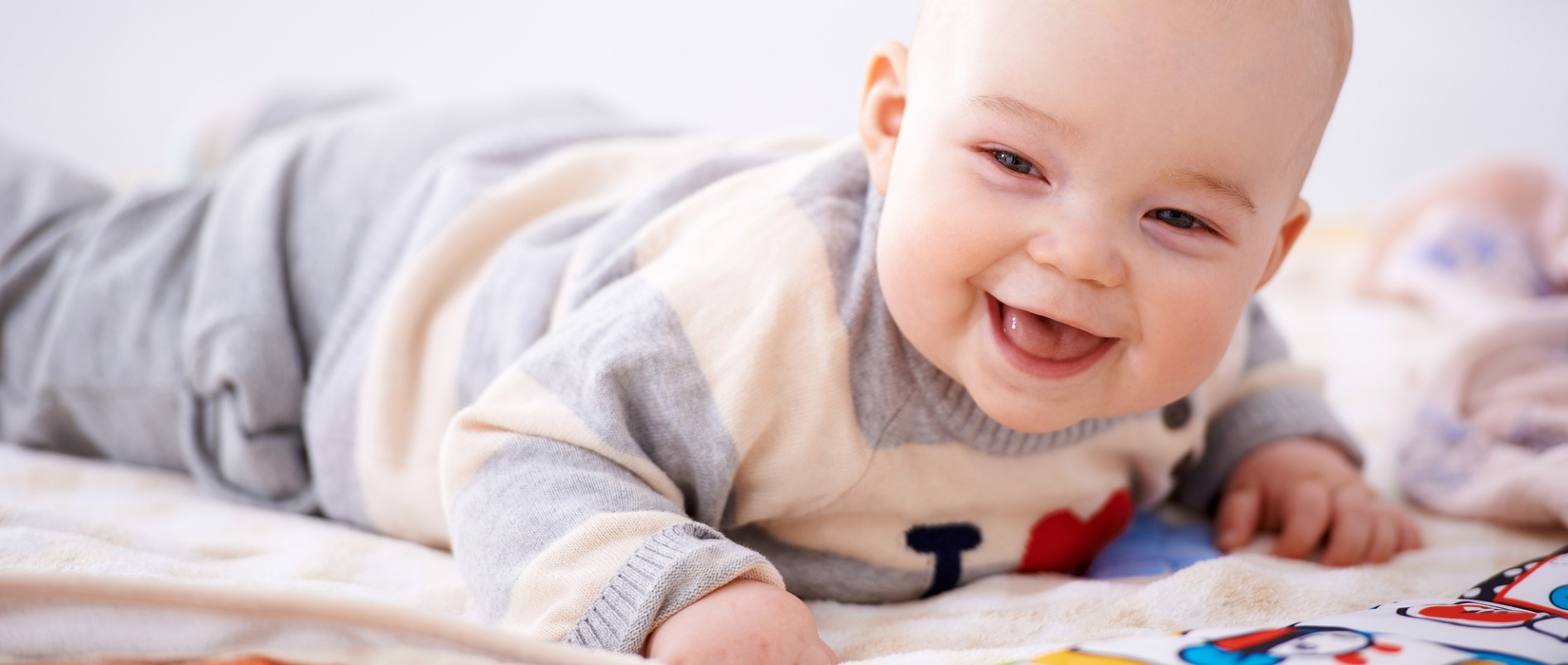 Ontwikkeling van je baby