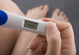 Zwangerschapstest digitaal