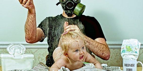Papa Hoe Bevalt Het. Eigen Verhaal Over Vaderschap