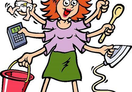 Vrouw, Moeder En Echtgenote, Hoe Houd Je Alle Ballen Hoog